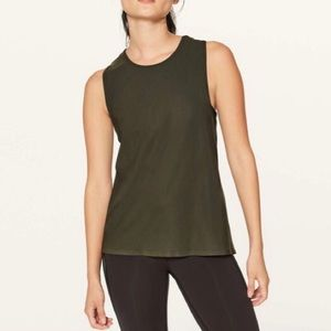 Lululemon Run On Tank